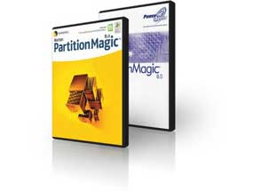 Partition Magic для Windows 10